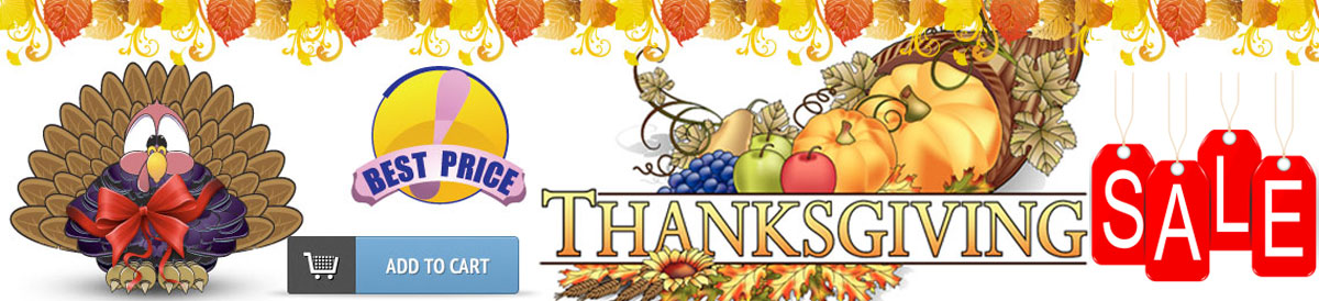 Give thanks to all of our customers!