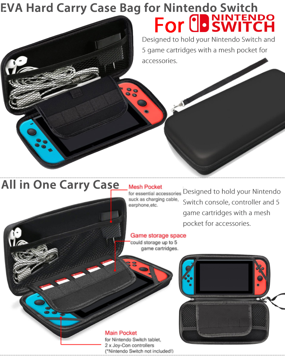 Can The Switch Fit In The Ds Travel Case
