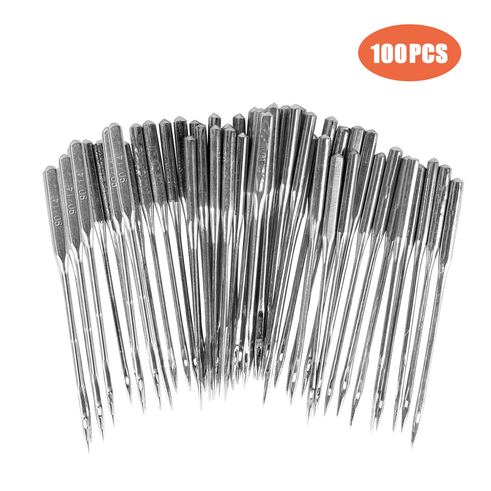 100PCS-Threading-Singer-Sewing-Machine-Needles-For-Domestic-Home-Household-14-90 thumbnail 9