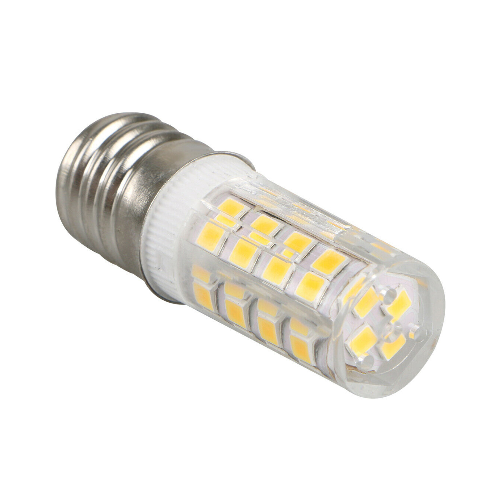 1-2PCS-E17-LED-Bulb-Microwave-Oven-Light-Dimmable-4W-Natural-White-6000K-Light thumbnail 3