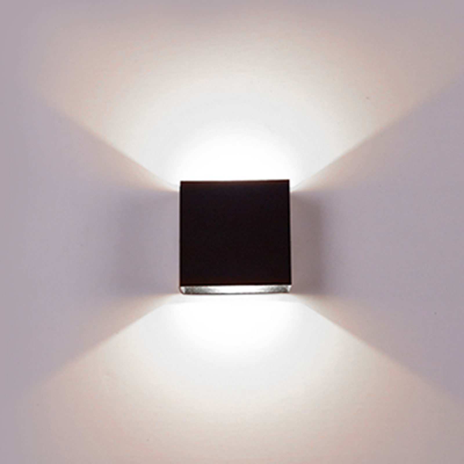 6W-Modern-Cube-2-LED-Wall-Lamp-Up-Down-Indoor-Sconce-Lighting-Home-Decor-Light thumbnail 9