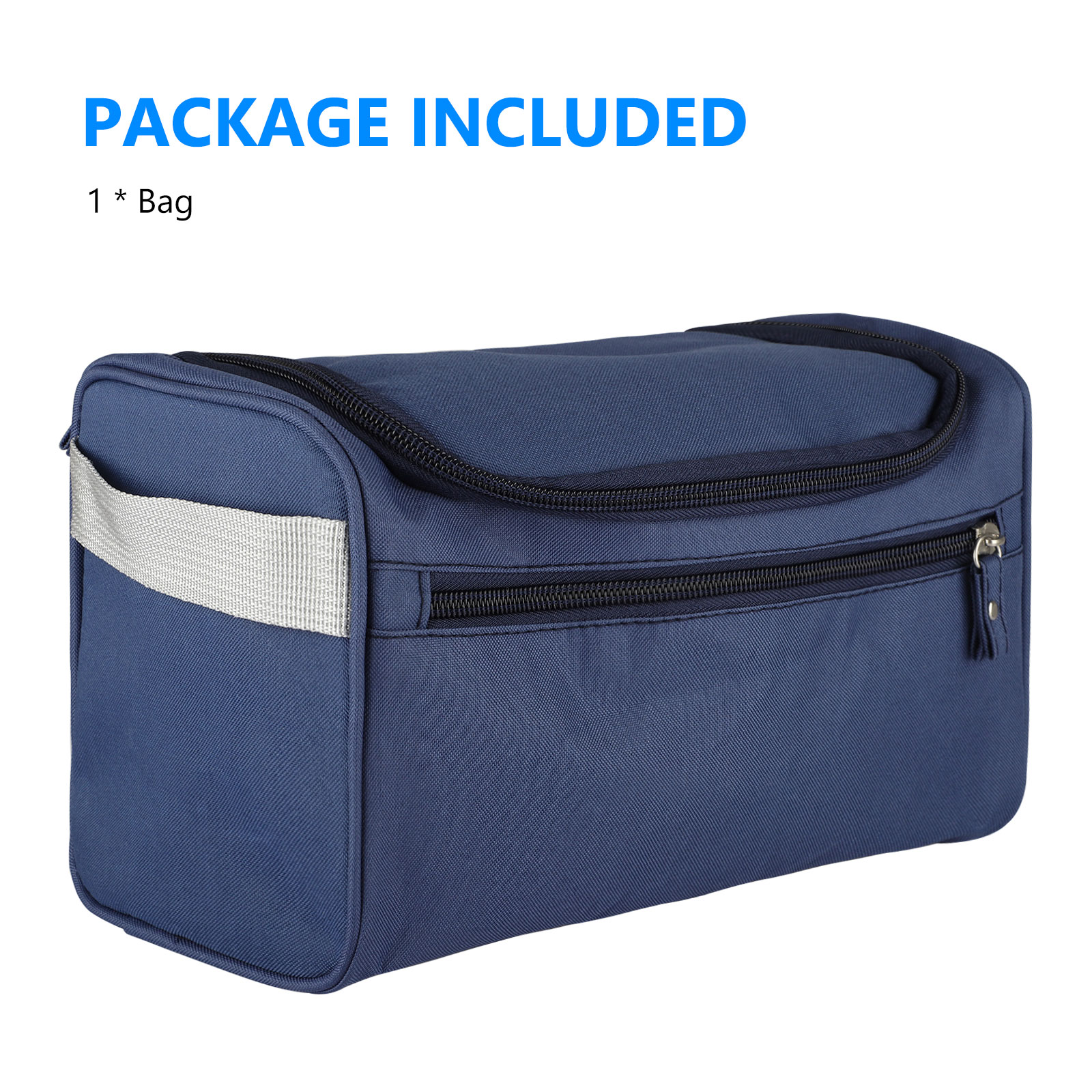 Travel-Wash-Bag-Toiletry-Organizer-Shaving-Cosmetic-Make-up-Case-Waterproof-Mens thumbnail 12