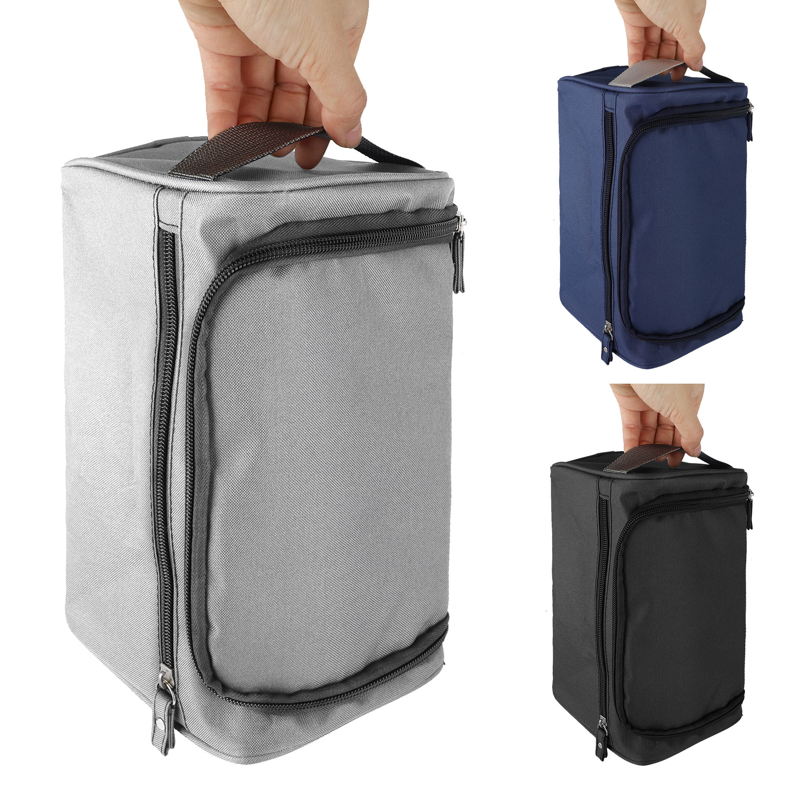 Travel-Wash-Bag-Toiletry-Organizer-Shaving-Cosmetic-Make-up-Case-Waterproof-Mens thumbnail 5