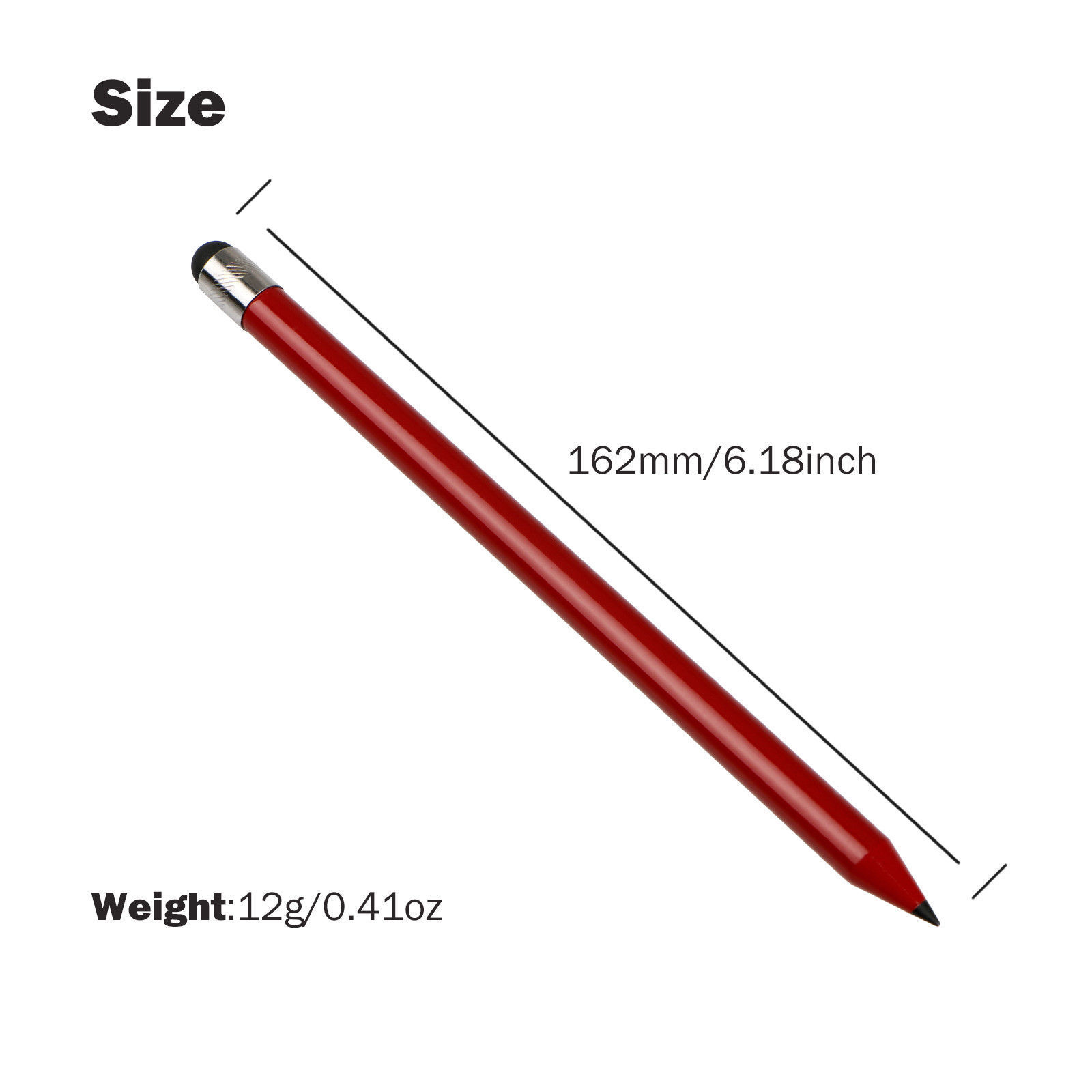 Capacitive-Pen-Touch-Screen-Stylus-Pencil-for-Tablet-iPad-Cell-Phone-Samsung-PC thumbnail 11