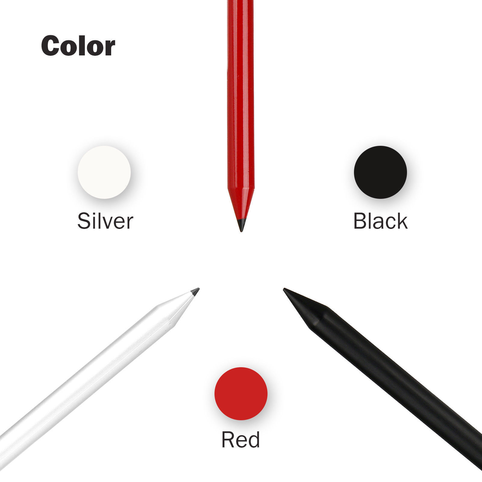 Capacitive-Pen-Touch-Screen-Stylus-Pencil-for-Tablet-iPad-Cell-Phone-Samsung-PC thumbnail 12