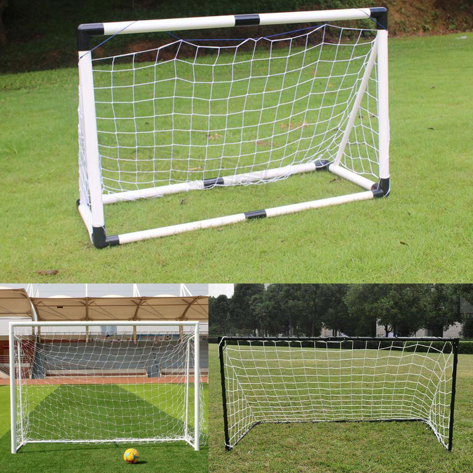6-4ft-PE-Football-Soccer-Goal-Net-Outdoor-Backyard-Sport-Match-Training-for-Kids