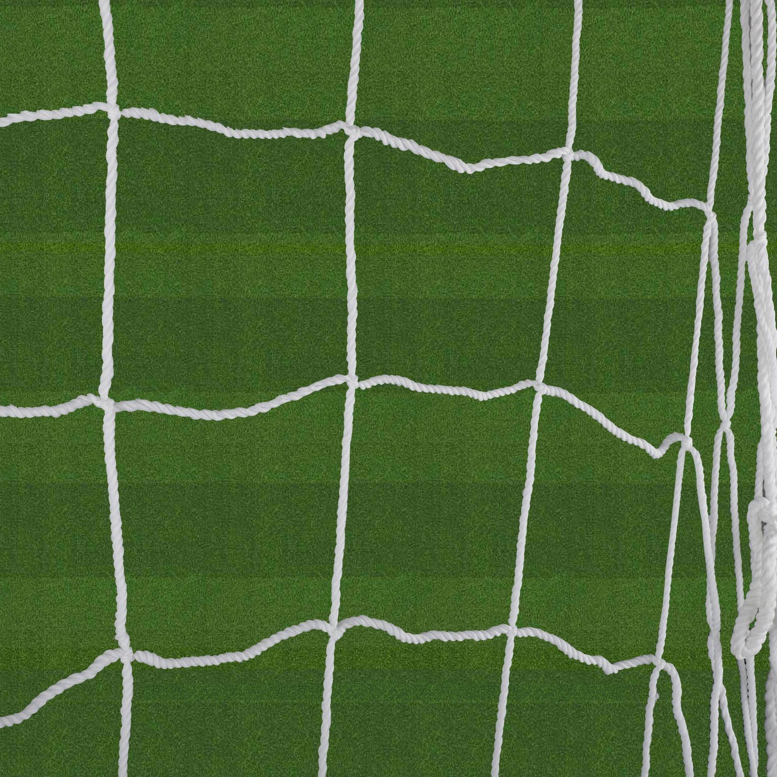6-4ft-PE-Football-Soccer-Goal-Net-Outdoor-Backyard-Sport-Match-Training-for-Kids thumbnail 6