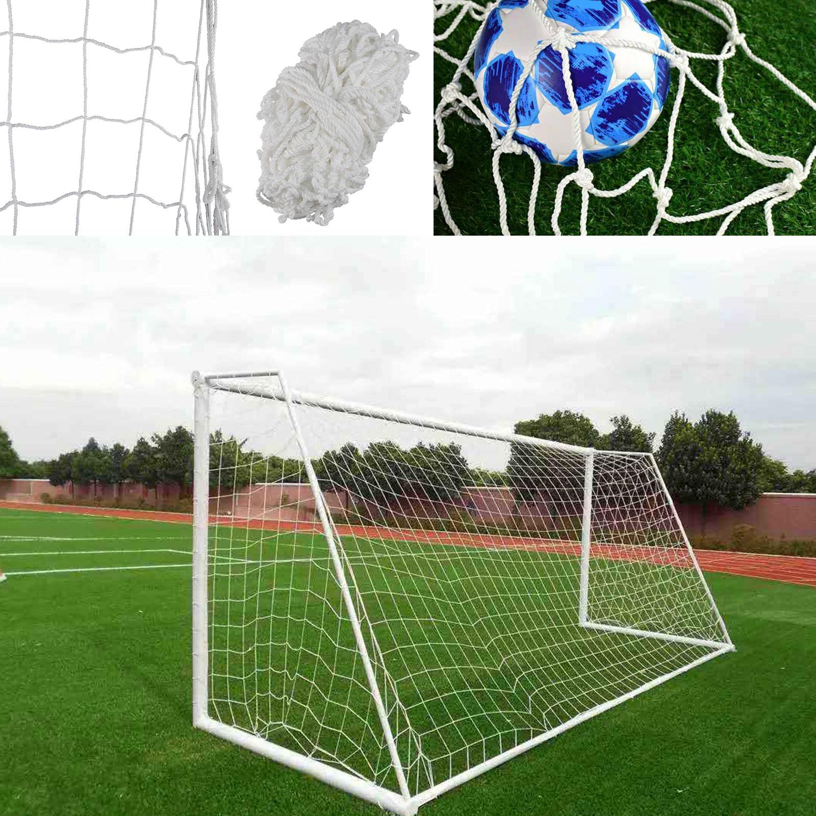 6-4ft-PE-Football-Soccer-Goal-Net-Outdoor-Backyard-Sport-Match-Training-for-Kids thumbnail 7