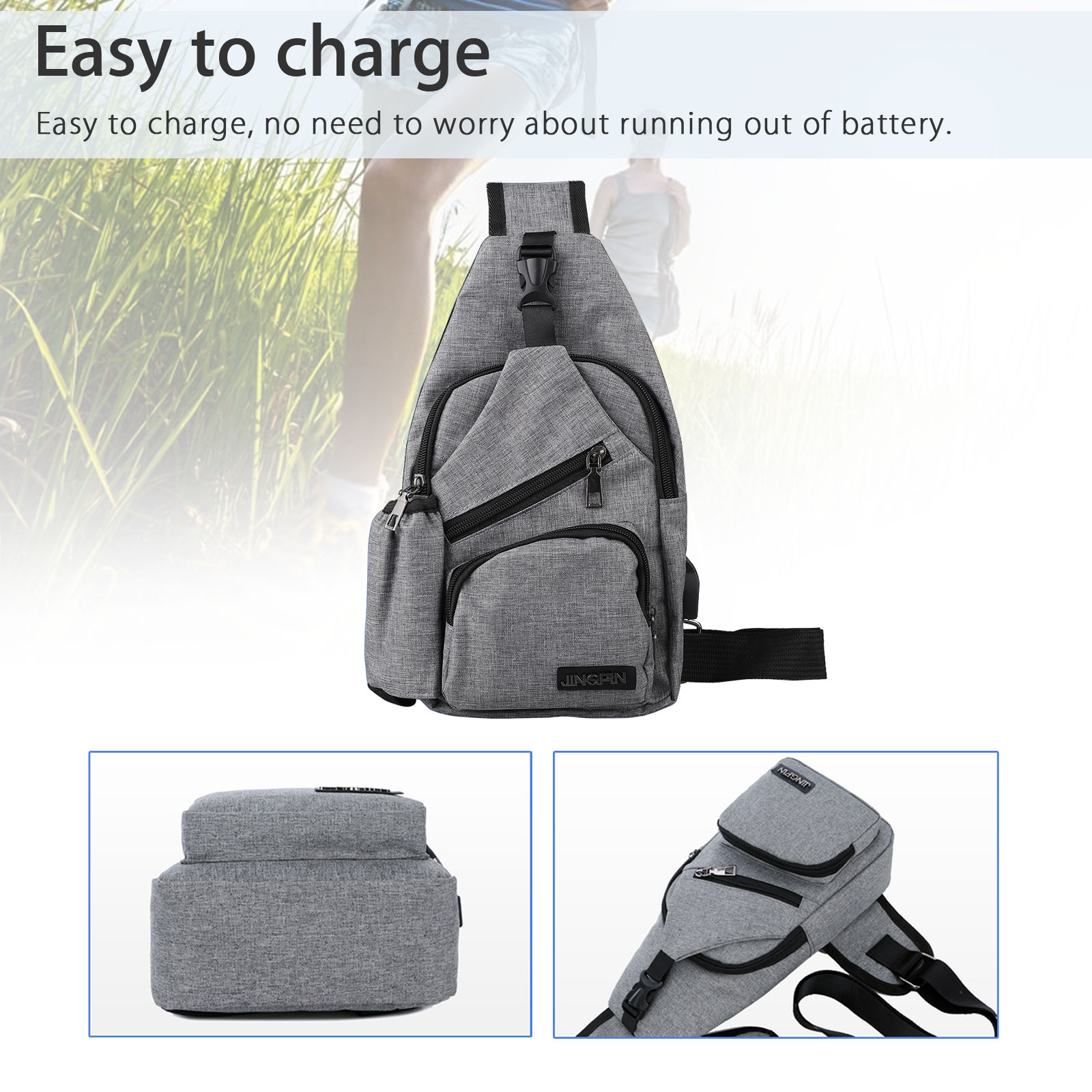 Backpack-Crossbody-Travel-Bag-For-Nintendo-Switch-Console-Joy-Cons-Accessories thumbnail 6