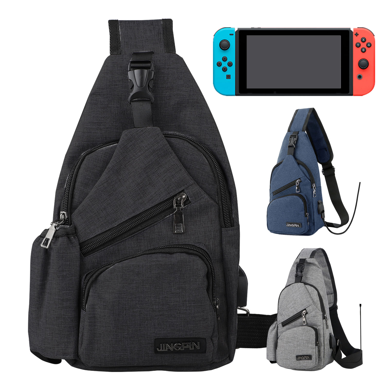 Backpack-Crossbody-Travel-Bag-For-Nintendo-Switch-Console-Joy-Cons-Accessories